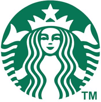 The Starbucks Logo History | The Siren, Modest Siren, Current Logo