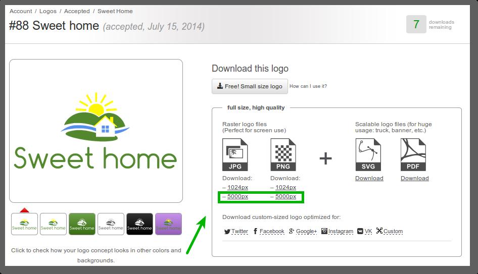 How to convert logo to EPS format? | Logo Design Blog | Logaster