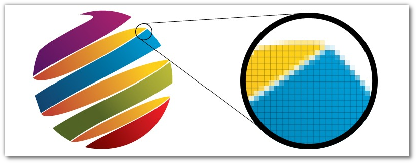 Whats The Difference Between Vector Raster Graphics