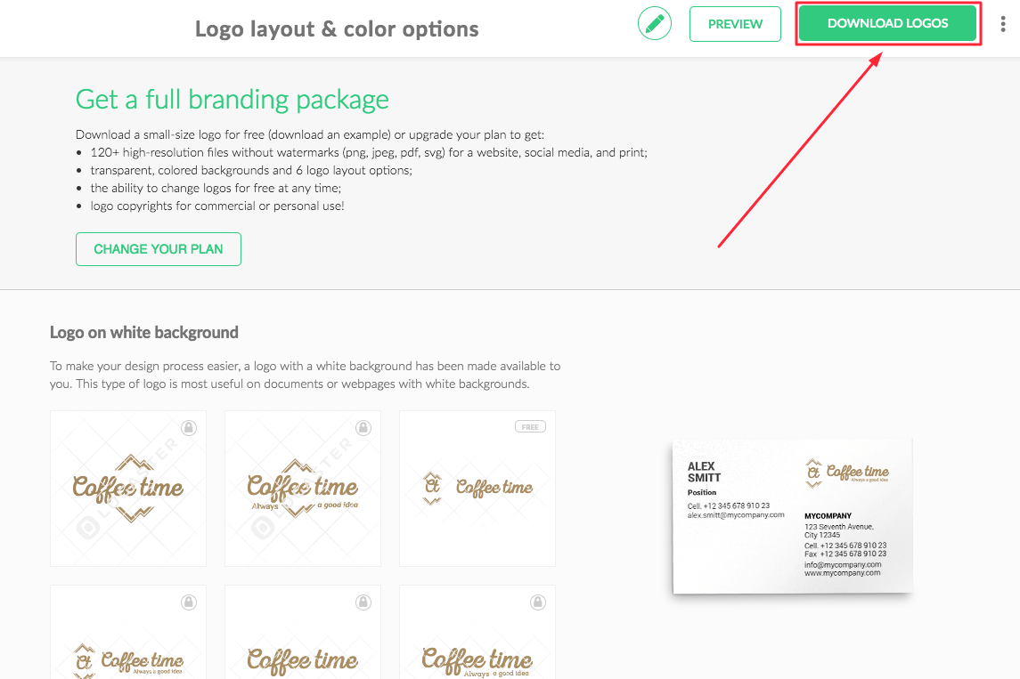 How To Activate The Logaster S Coupon Logo Design Blog Logaster