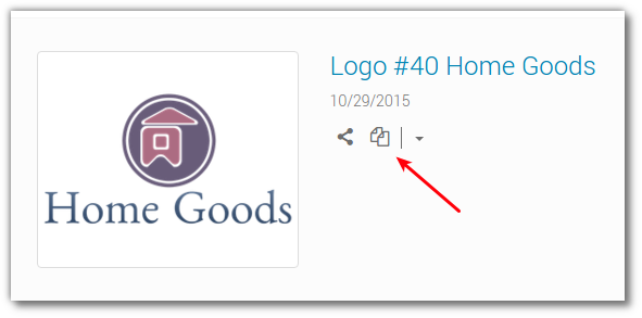 how to get white logo on transparent background logo