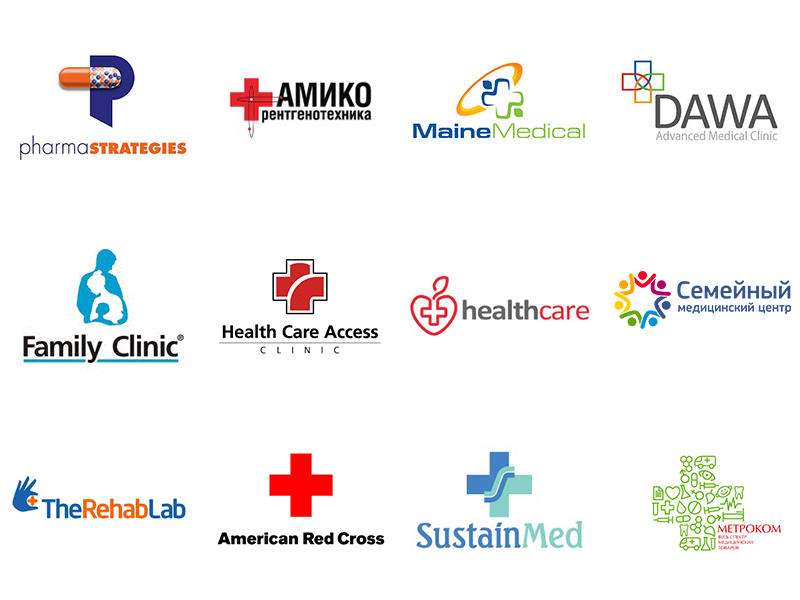 How To Create A Medical Logo Guidelines And Tips Logo Design Blog
