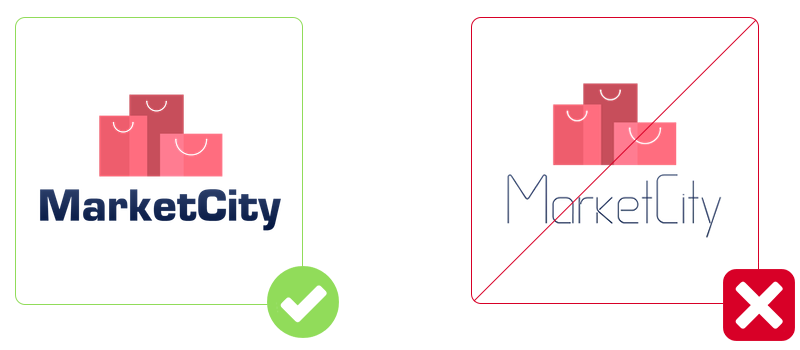 how to create logo guidelines
