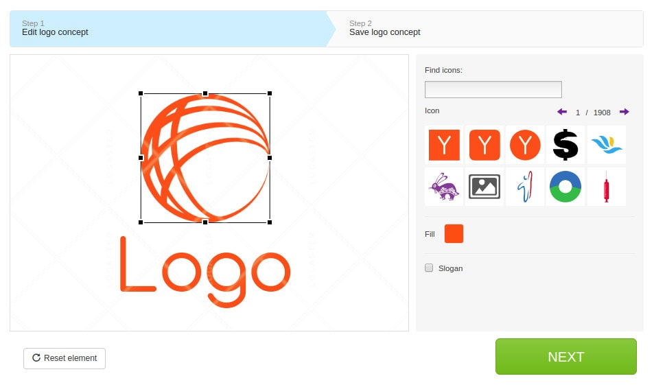 How to create a company logo and corporate identity online