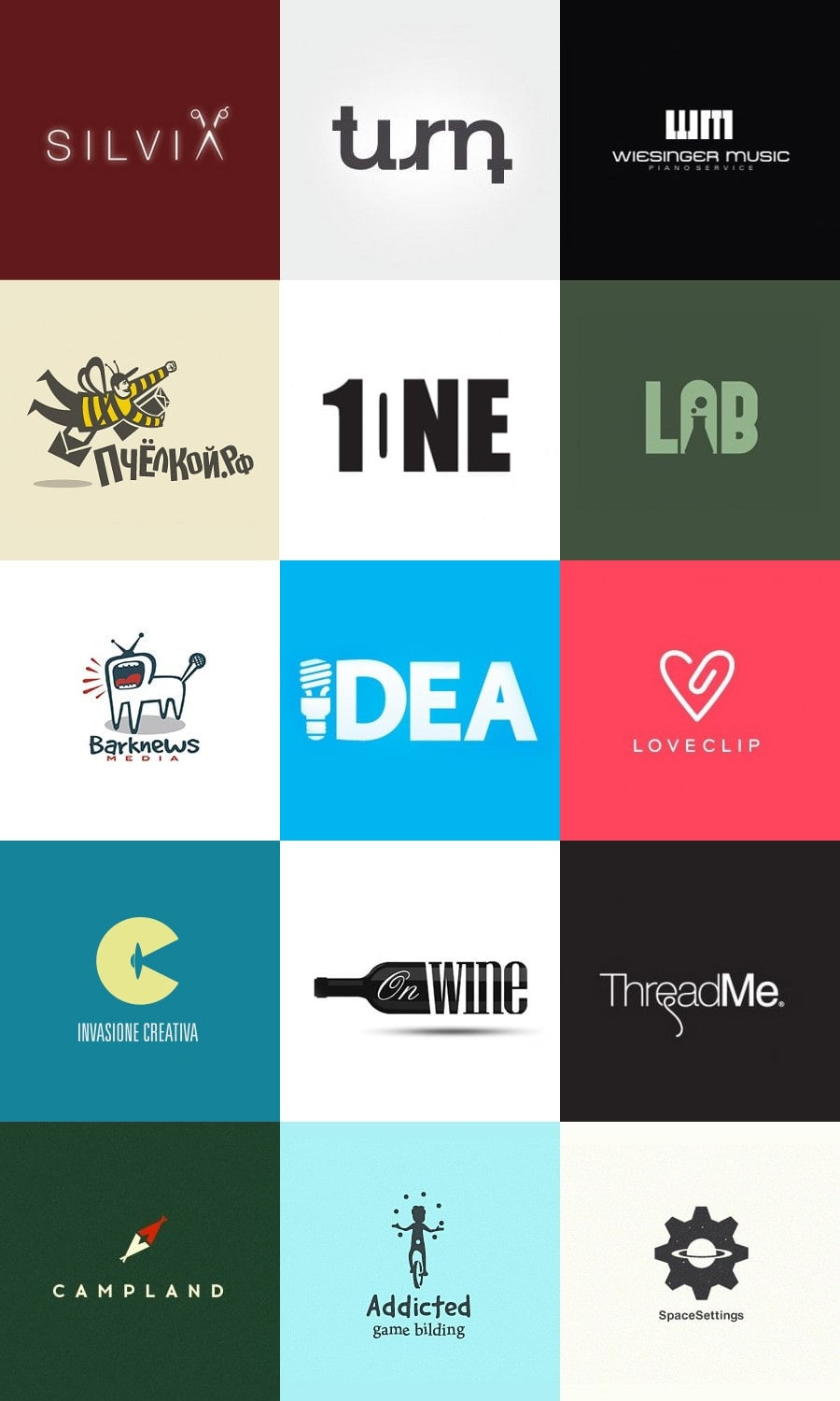45 Logo Design Ideas For Inspiration Logaster