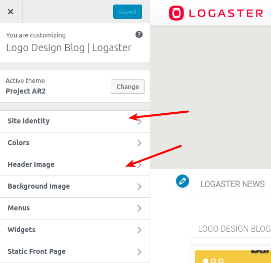 How to Create a Blog Logo for WordPress and Add It to Your