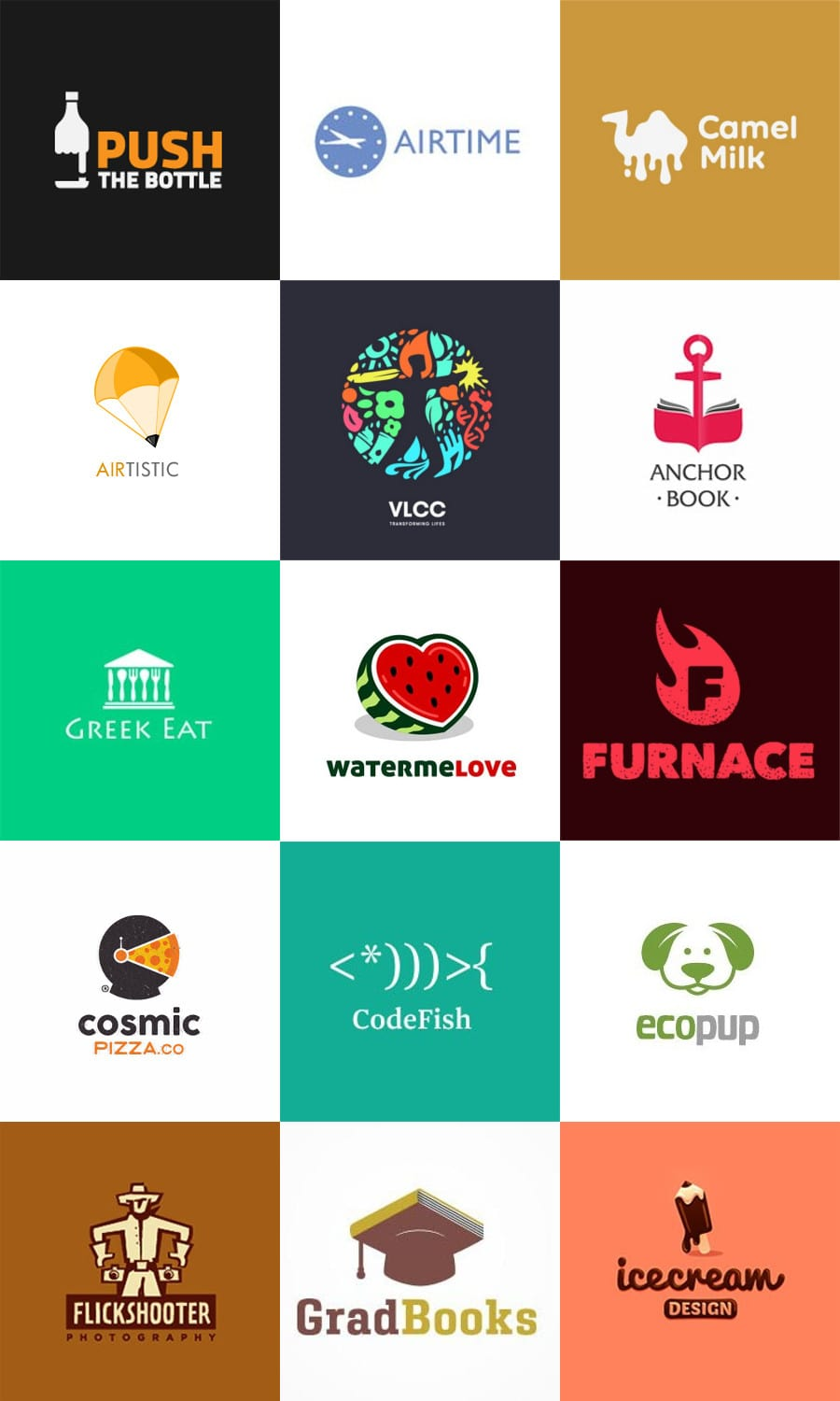 30 Cool Logos For Design Inspiration Logo Design Blog Logaster