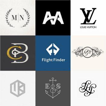 20 Creative Monogram Ideas For Design Inspiration Logaster