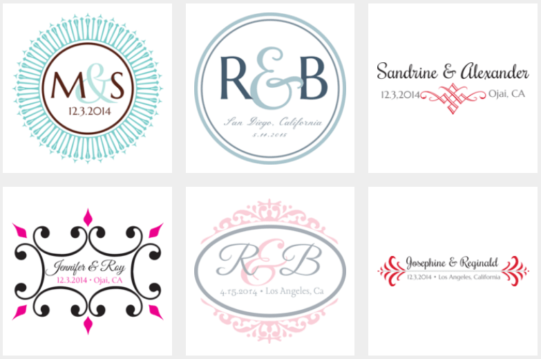 image about Printable Monogram Maker identify How towards generate your personal monogram: 5 absolutely free on the internet monogram manufacturers