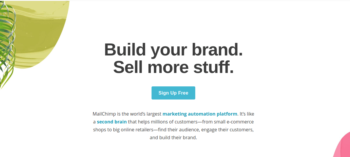 create an email marketing campaign with mailchimp