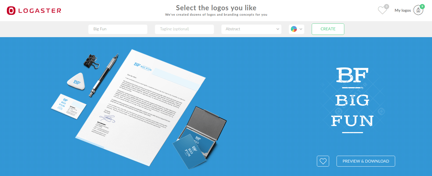 Logaster | How to Add a Logo to Your Photo: Detailed Tutorial and
