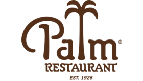 Palm Restaurant Logo