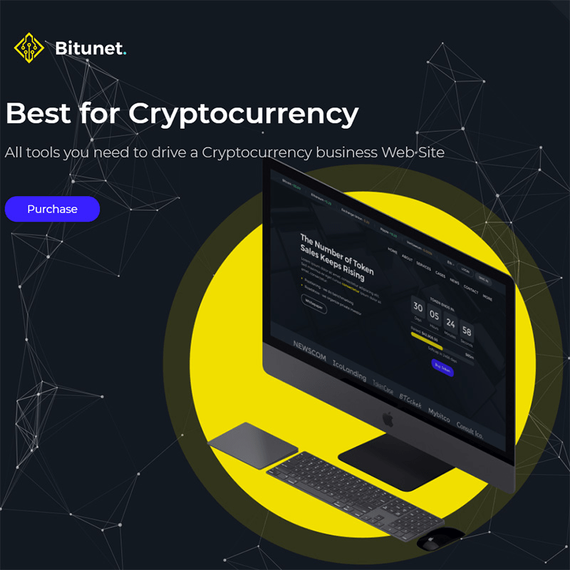 Вitunet For Cryptocurrency