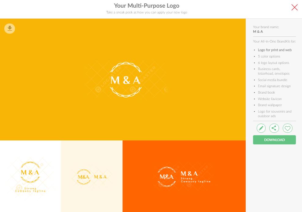 Choisir Le Logo Dans Logaster