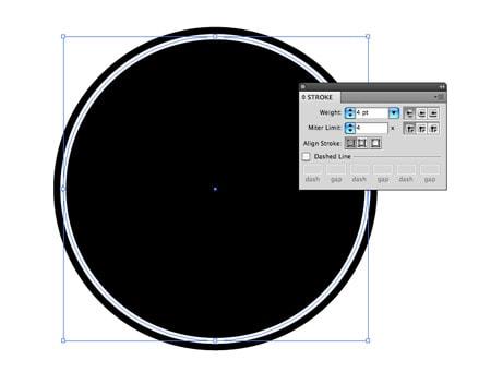 Dessiner Un Cercle Dans Illustrator