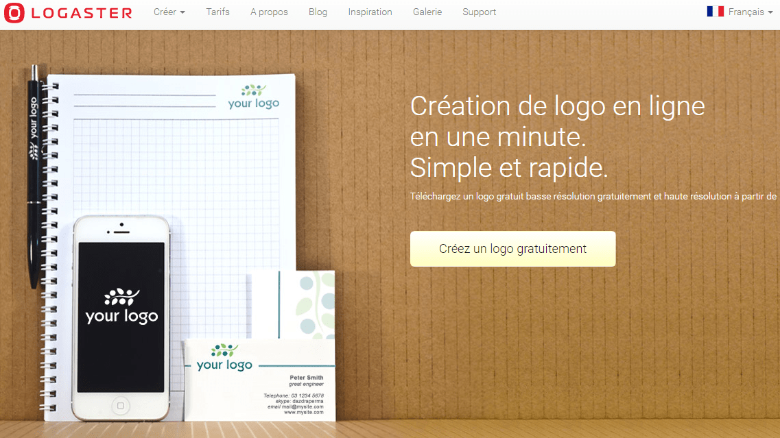 Logaster Créateur De Logo