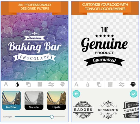 App Logo Créateur