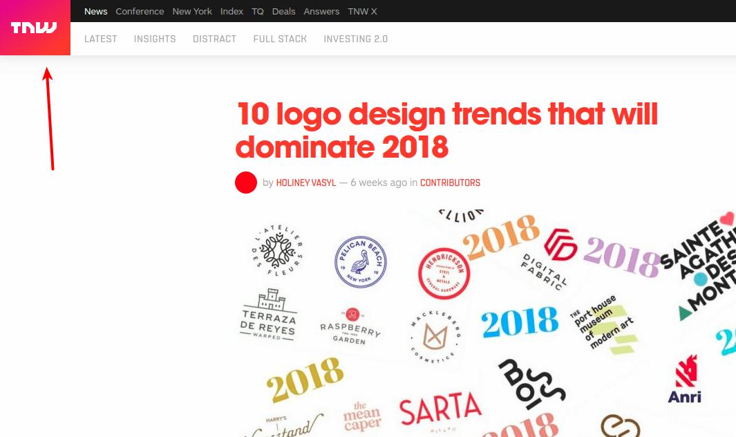 Logo Pour Site Web