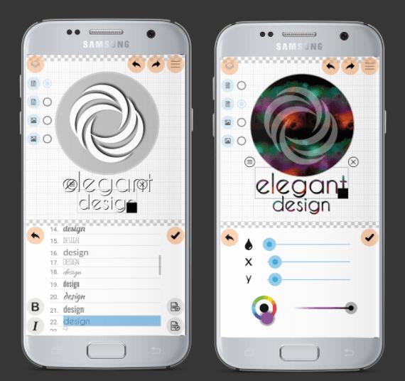 Application De Logo Maker Plus
