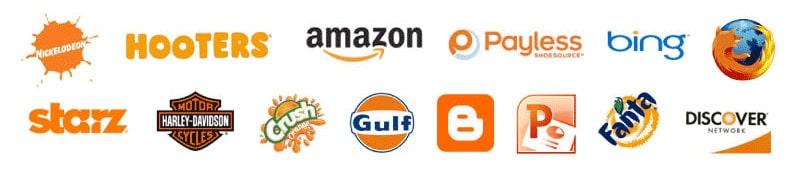 Logos Orange
