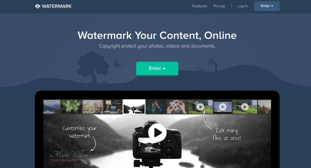 Watermark Créateur De Vidéo