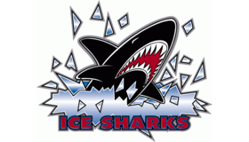 Ice Sharks Logo