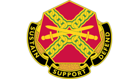 Sustain Support Defend Logo