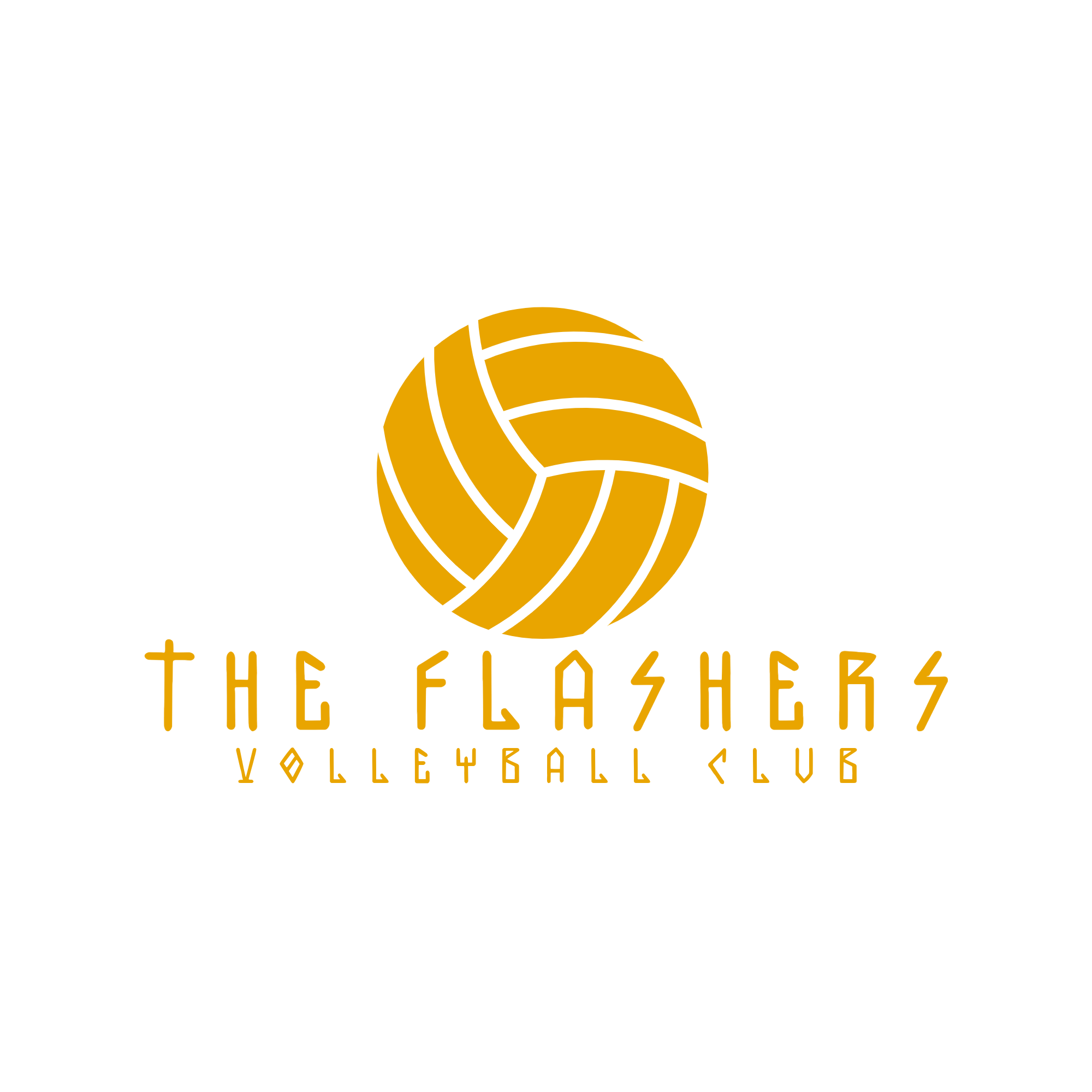 The Flashers Logaster logo