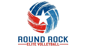Rock Volleyball Logo