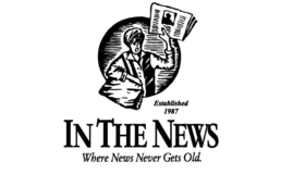 In The News Logo