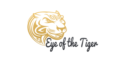 Eye Of The Tiger Logaster Logo