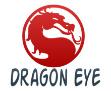 Dragon Eye Logaster Logo