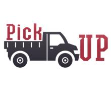 Pick Up Logaster Logo