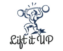 Lift It Up Logaster logo