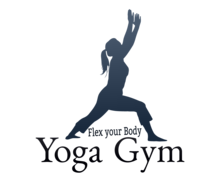 Yoga Gym Logaster logo
