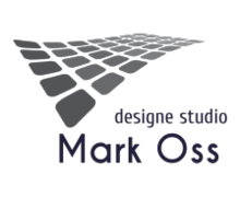 Mark Oss Design Logaster Logo
