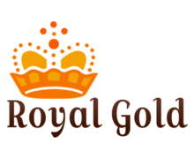 Royal Gold Logaster Logo