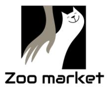 Zoo Market Logaster logo
