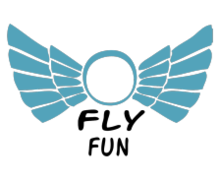 Fly Fun Logaster Logo