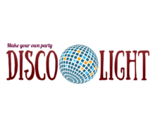 Disco Light Logaster Logo