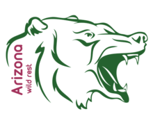 Arizona Wild Rest Logaster logo