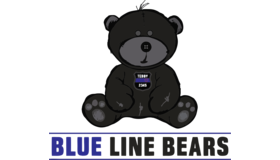 Blue Line Bears Logo