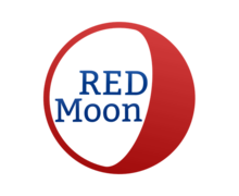 Red Moon Logaster Logo