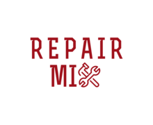 Repair Mix Logaster Logo