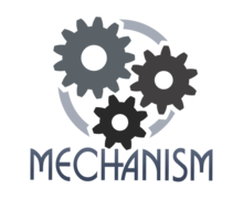 Mechanism Logaster Logo