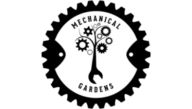 Mechanical Gardens Logo