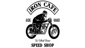 Iron Cafe Logo