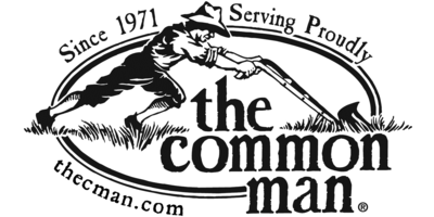 The Common Man Logo