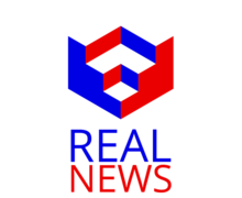 Real News Logaster Logo