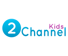 2 Channel Kids Logaster Logo